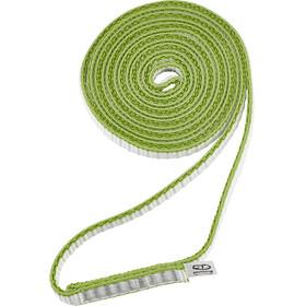 Climbing Technology Looper DY 120cm , vihreä/valkoinen